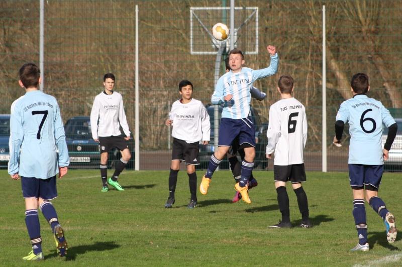 Achtelfinale Rheinland-Pokal: BaWa - TuS Mayen 3:5 n.E. Img_4242