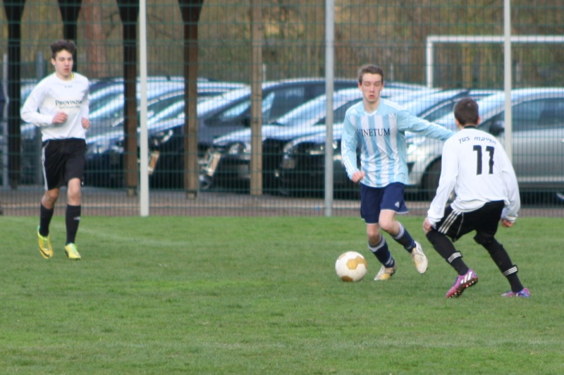 Achtelfinale Rheinland-Pokal: BaWa - TuS Mayen 3:5 n.E. Img_4254