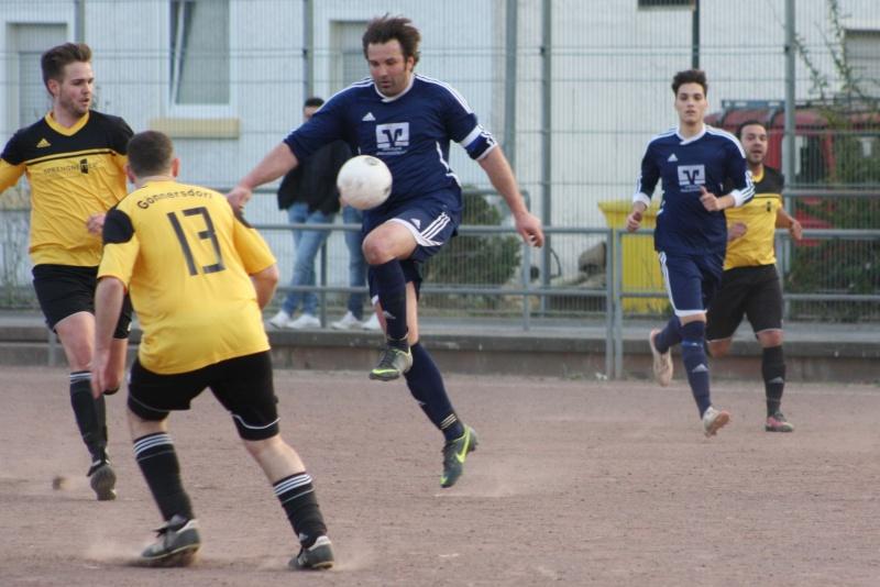14. Spieltag: BaWa II - FC Gönnersdorf II 2:2 (0:1) Img_4345
