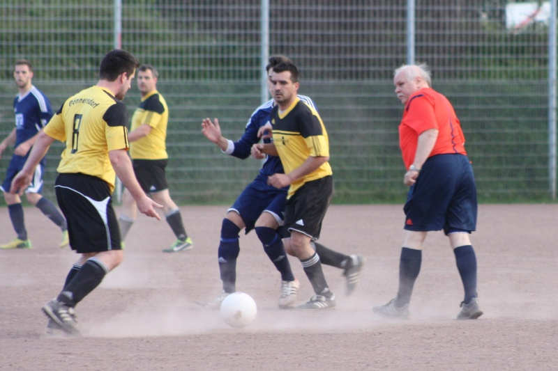 14. Spieltag: BaWa II - FC Gönnersdorf II 2:2 (0:1) Img_4347