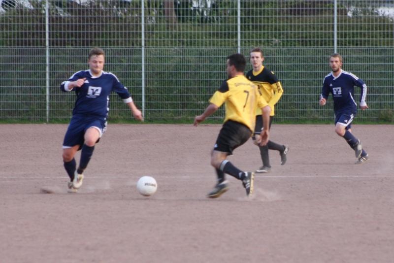 14. Spieltag: BaWa II - FC Gönnersdorf II 2:2 (0:1) Img_4348