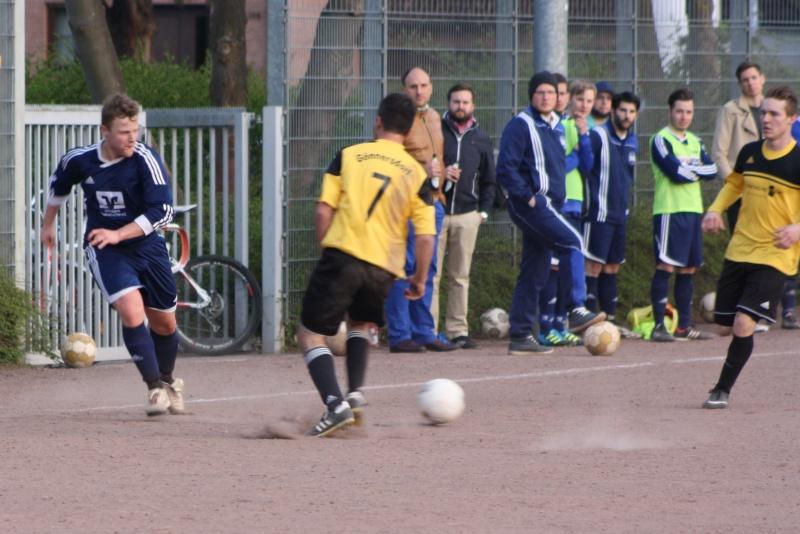 14. Spieltag: BaWa II - FC Gönnersdorf II 2:2 (0:1) Img_4349
