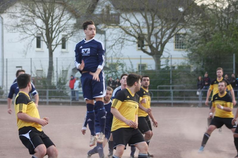 14. Spieltag: BaWa II - FC Gönnersdorf II 2:2 (0:1) Img_4351