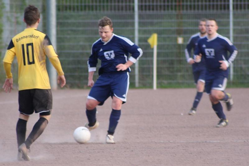 14. Spieltag: BaWa II - FC Gönnersdorf II 2:2 (0:1) Img_4353