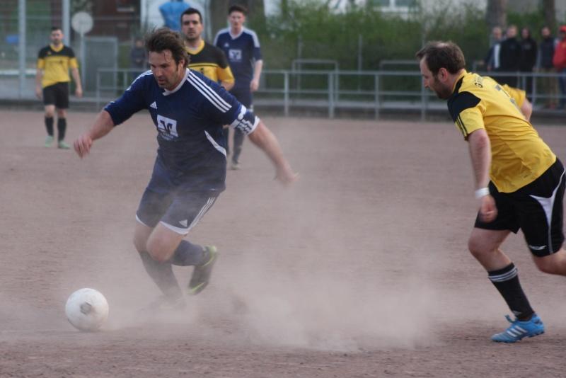14. Spieltag: BaWa II - FC Gönnersdorf II 2:2 (0:1) Img_4357