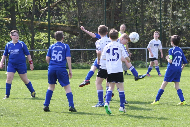4.Spieltag: BaWa - SC Bad Bodendorf II 5:0 (2:0) Img_4450