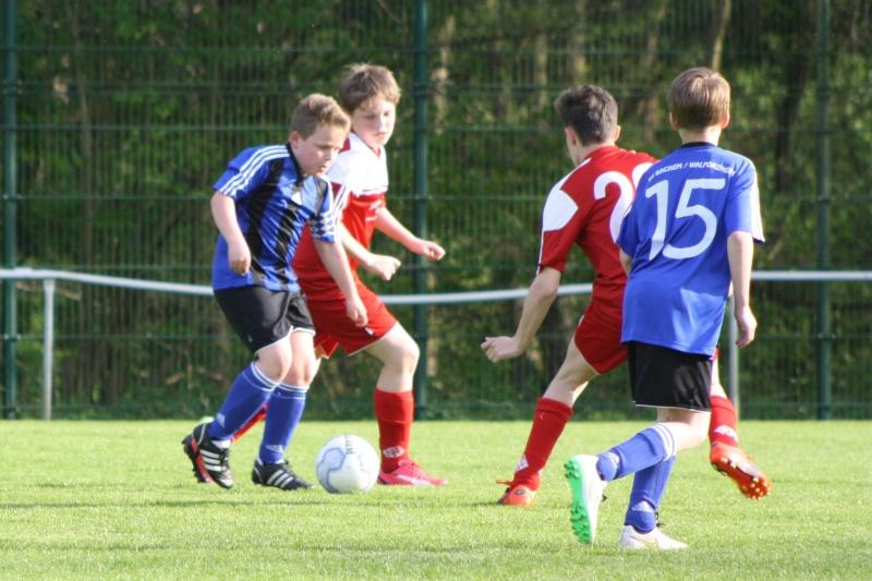 Testspiel: BaWa - Grafschafter SV 0:4 (0:0) Img_4753