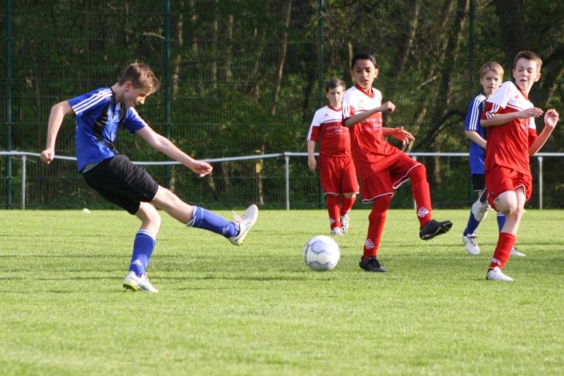Testspiel: BaWa - Grafschafter SV 0:4 (0:0) Img_4755
