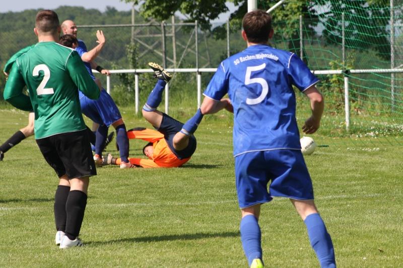 25.Spieltag: SG Franken/Königsfeld - BaWa 2:4 (0:0) Img_5135