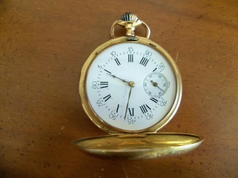 Renseignements sur une montre BREGUET 00512