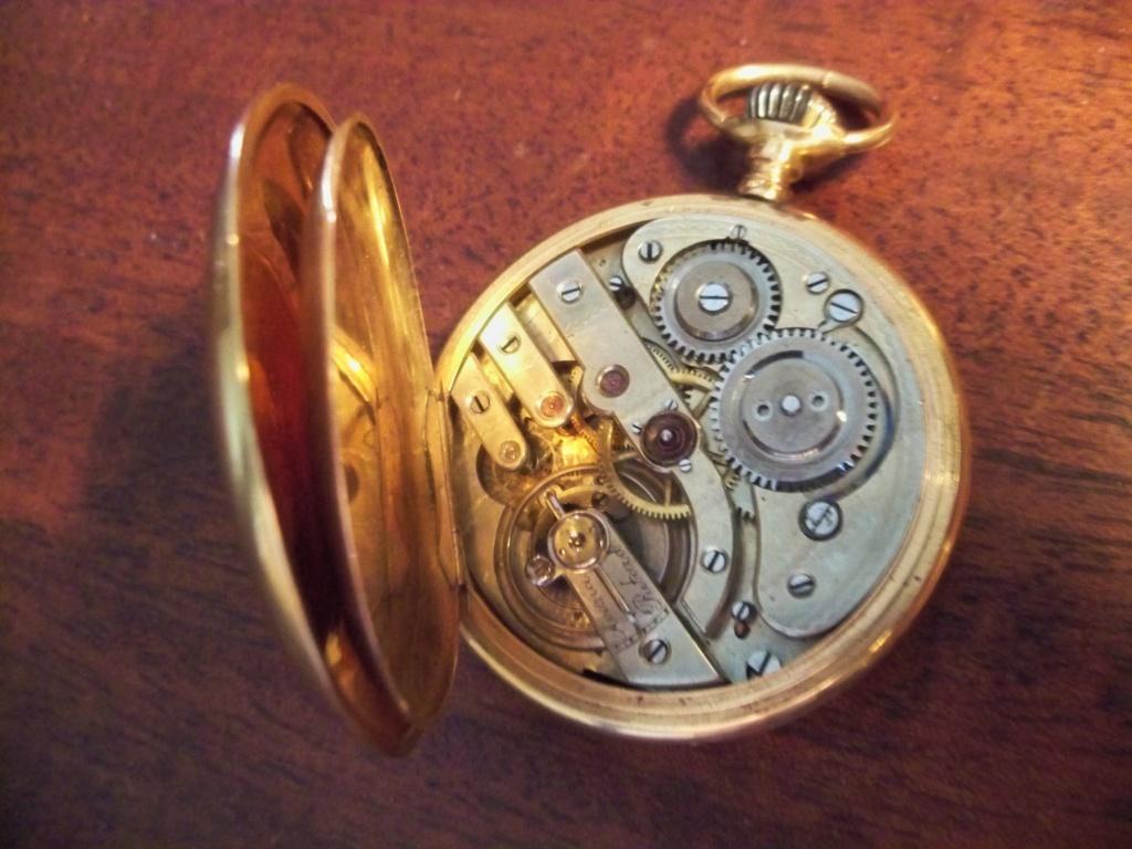 Renseignements sur une montre BREGUET Divers27