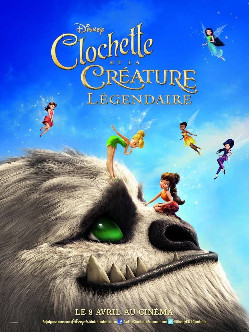 [DisneyToon] Clochette et la Créature Légendaire (8 avril 2015) 120x1611