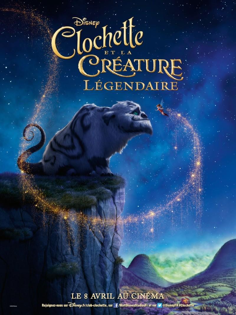 [DisneyToon] Clochette et la Créature Légendaire (8 avril 2015) Cloche11