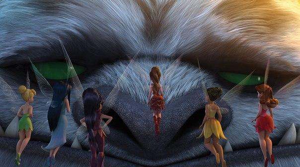 [DisneyToon] Clochette et la Créature Légendaire (8 avril 2015) Cryatu11