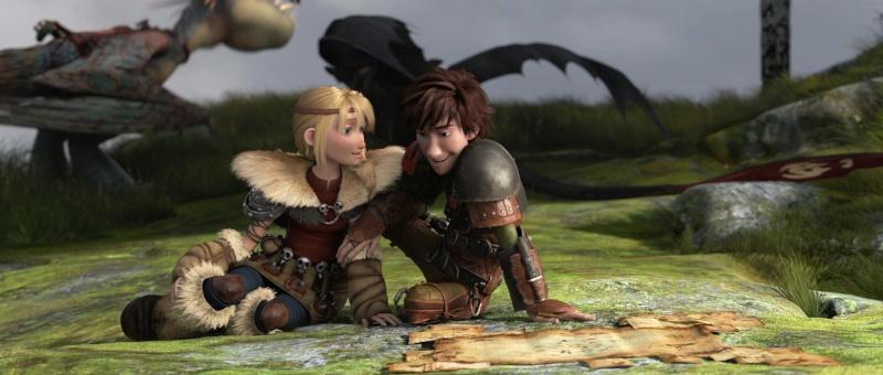 Scènes supprimées dans Dragons  - Page 2 Httyd210