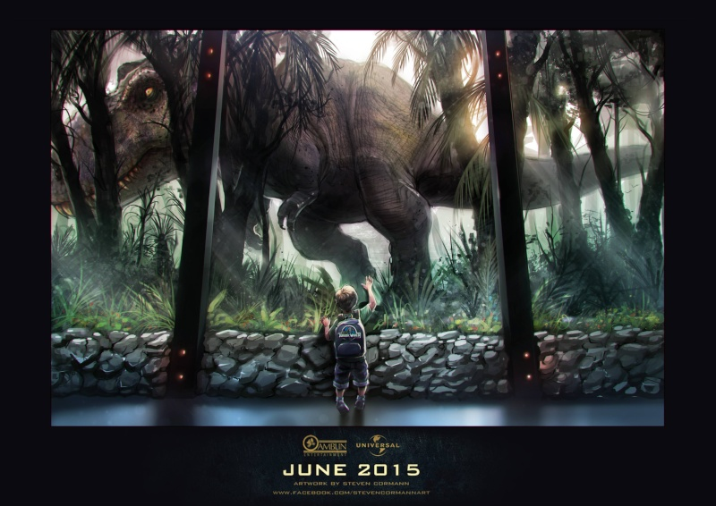 [Saga] Jurassic Park (1993-2015) - Page 4 Jurass11