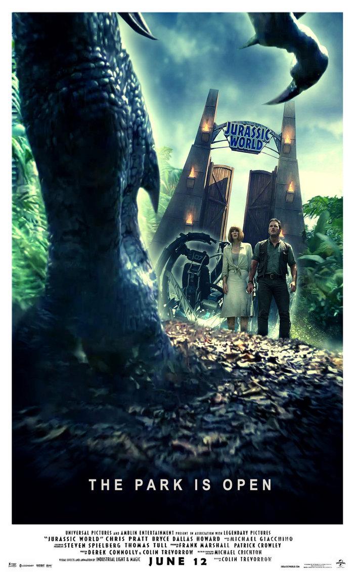 [Saga] Jurassic Park (1993-2015) - Page 4 Jurass13