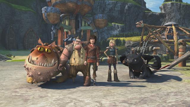 Dragons saison 3 : Par delà les rives [Avec spoilers] (2015) DreamWorks - Page 2 Tumblr12