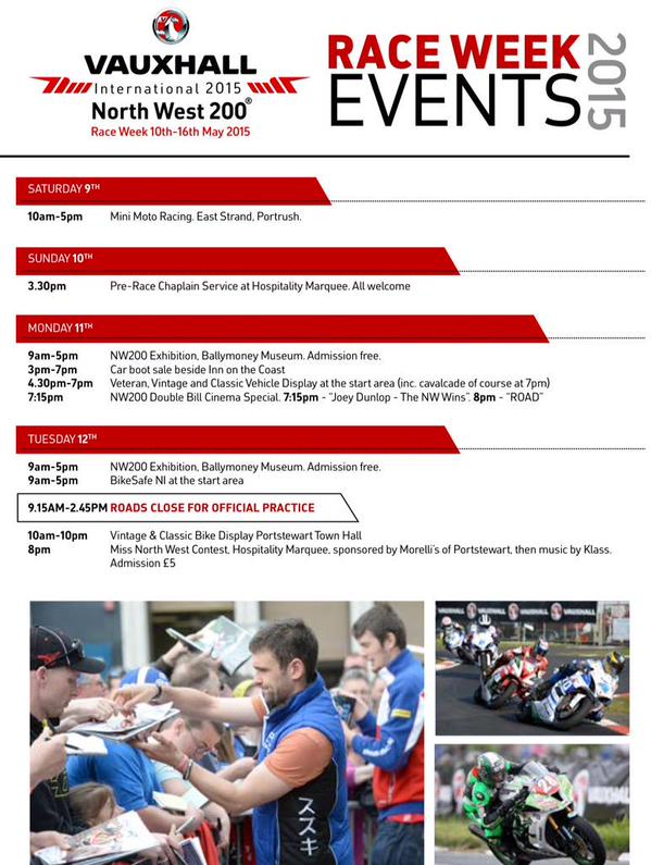 [Road racing] NW 200  2015  Cepong10