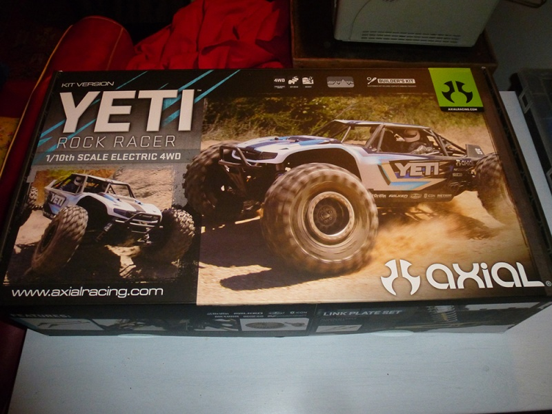 New Project! <Axial Yeti> P1020911