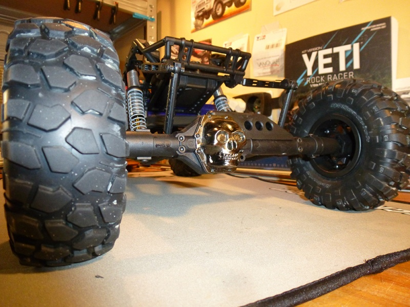 New Project! <Axial Yeti> P1020943