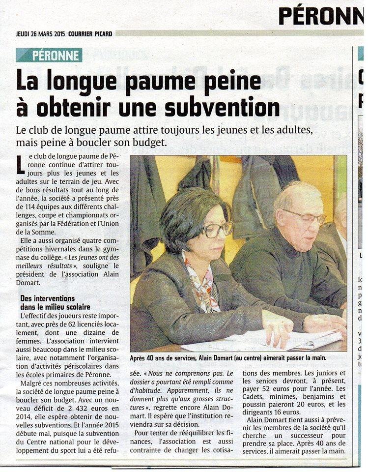 articles courrier picard.fr Peronn10
