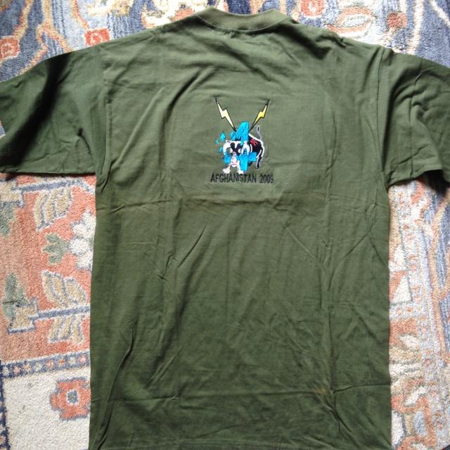 T-shirt 2009 2015-014