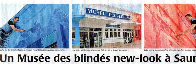 Un musée des blindés New Look à Saumur Img46410