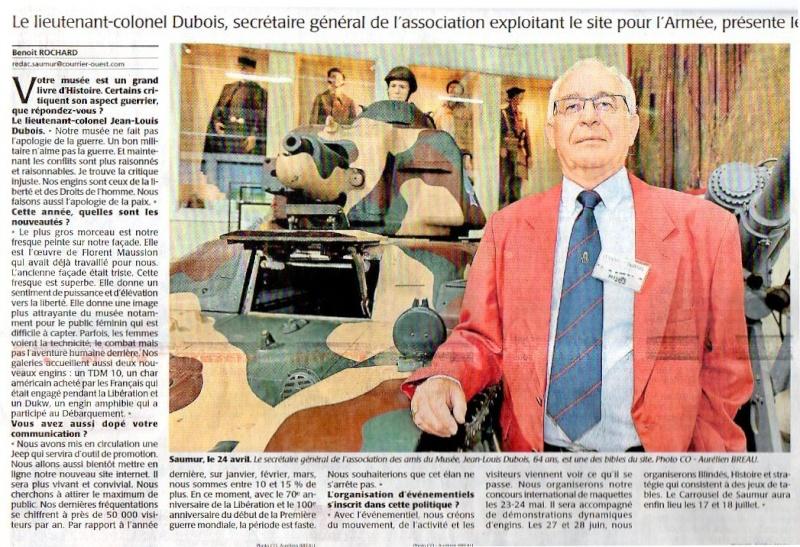 Un musée des blindés New Look à Saumur Img46510