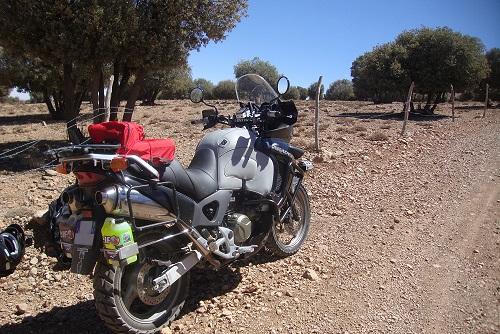 ma nouvelle moto ,un varadero  Dsc06510