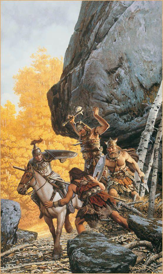 """Ilustraciones de """"Espada y Brujería"""" (NO Conan) 51667510"""