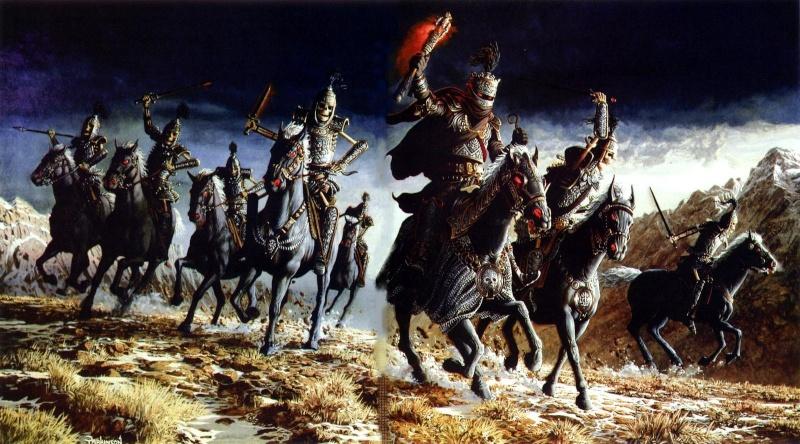 """Ilustraciones de """"Espada y Brujería"""" (NO Conan) 9162-a10"""