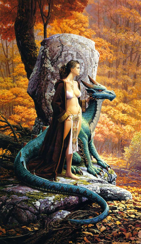 """Ilustraciones de """"Espada y Brujería"""" (NO Conan) Keith_12"""