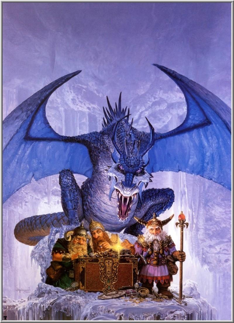 """Ilustraciones de """"Espada y Brujería"""" (NO Conan) Parkin10"""