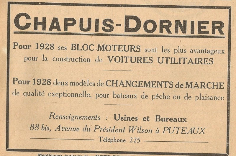 Moteur de cyclecar et voiturette - Page 6 Chapui10