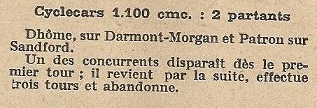 Darmont tricyclecar Darmon20