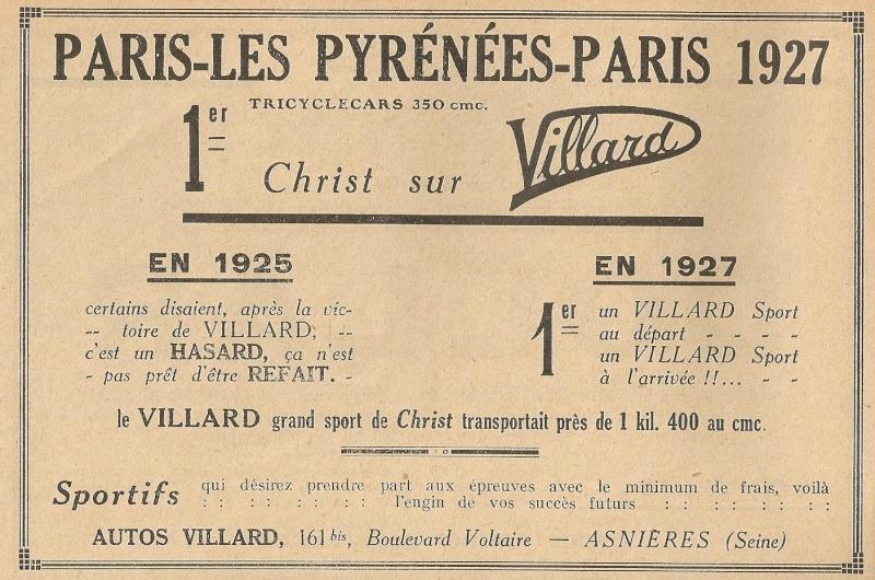 villard course Villar11