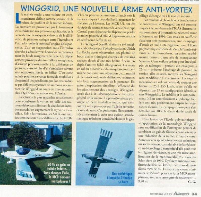 Le Winggrid Captur55