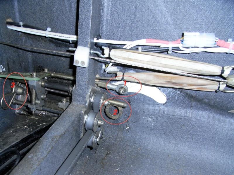 Dépose des ailes et traitement de la corrosion Captur75