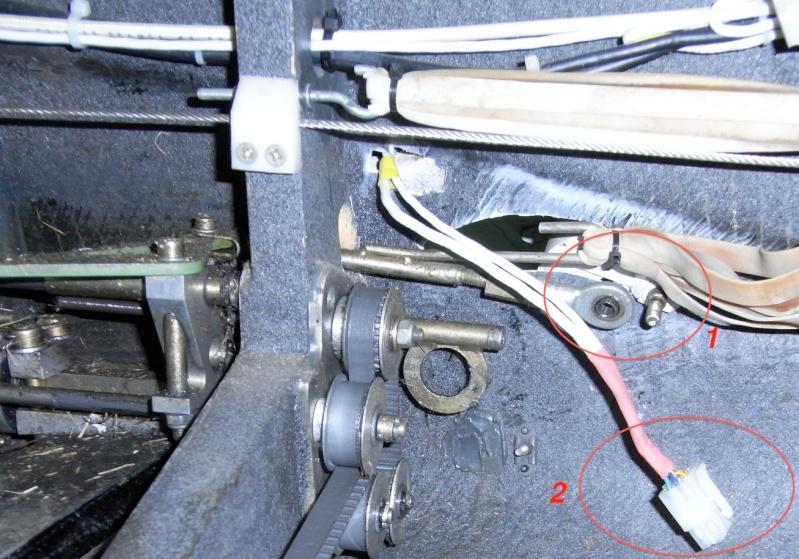 Dépose des ailes et traitement de la corrosion Captur76