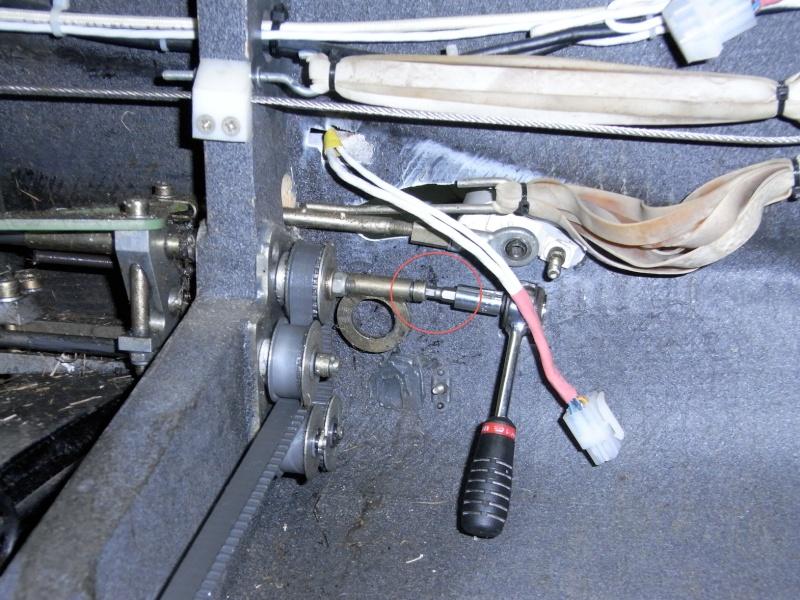 Dépose des ailes et traitement de la corrosion Captur78