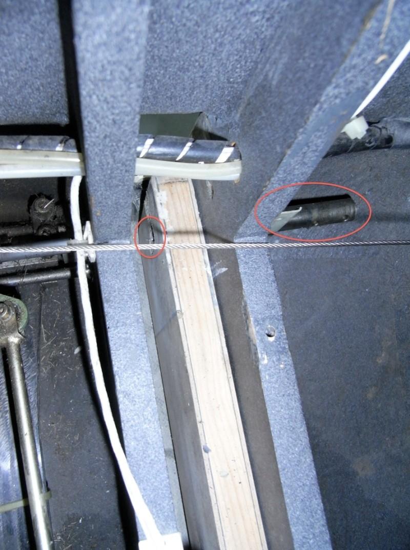 Dépose des ailes et traitement de la corrosion Captur82