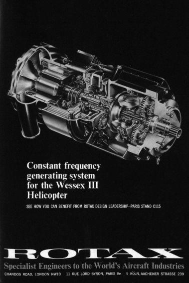 Motorisation ROTAX Rotax110