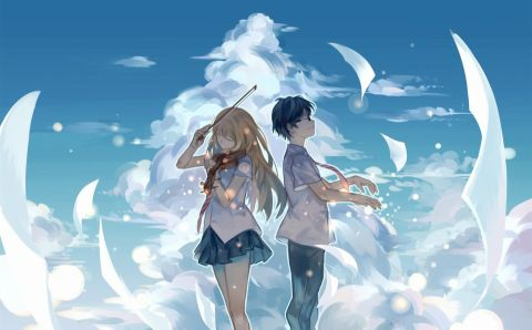 Your lie in April (Shigatsu wa kimi no uso) 4654610