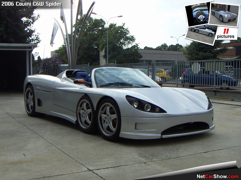 Zagato Mostro - Powered by Maserati - Pagina 2 Covini10