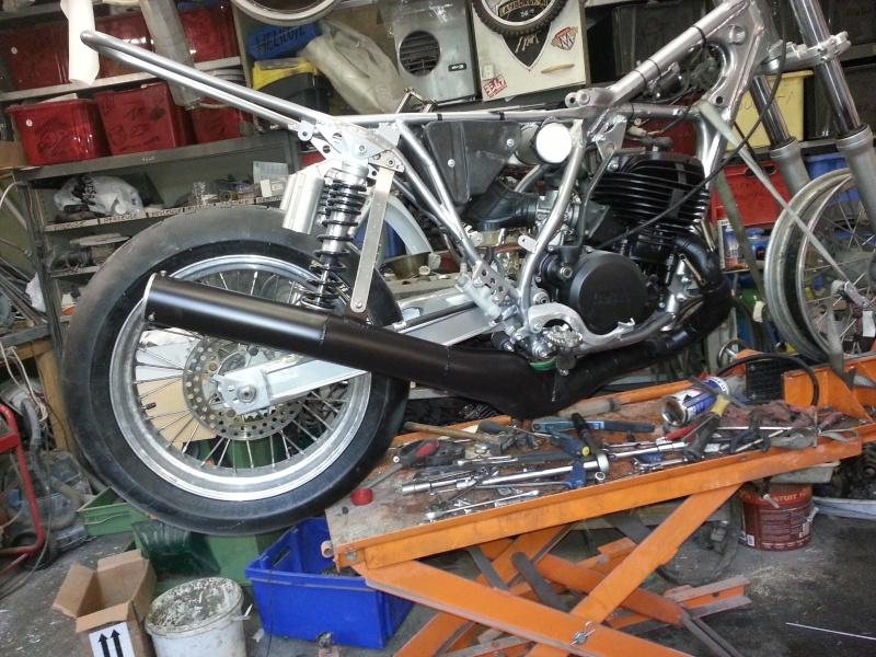 Yamaha 490 IT Dirt piste 20150420