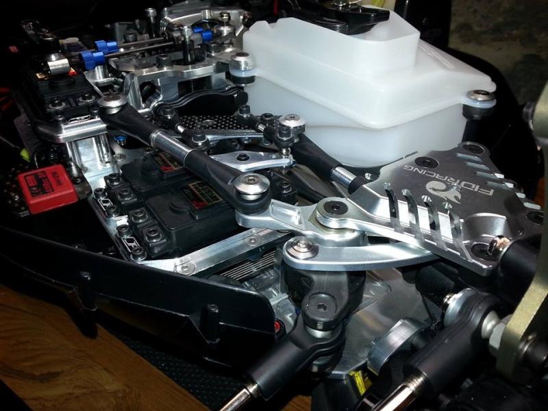 Présentation de mon Losi B.V , Préparation Jojo Team 11009011