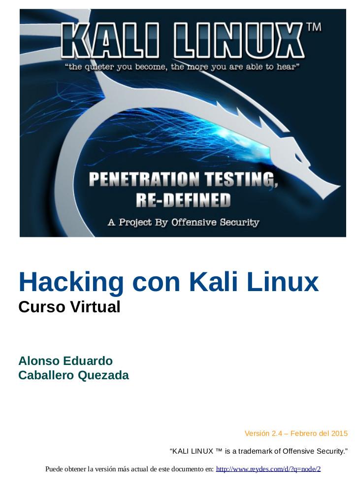 Hacking con Kali Linux (Curso Virtual) 111
