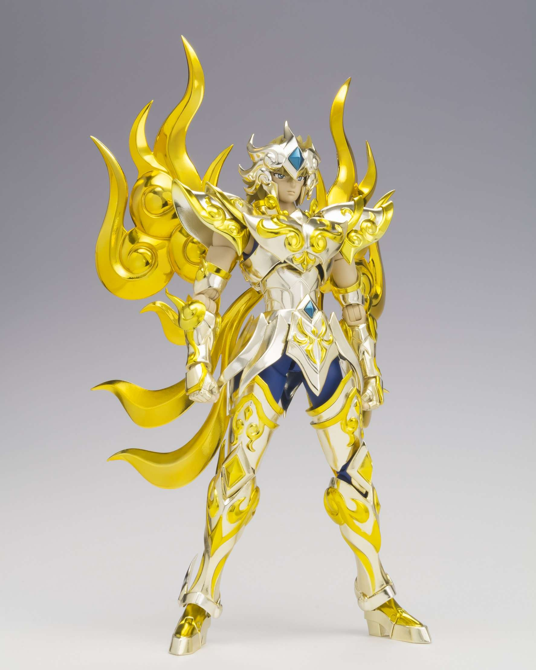 [Myth Cloth EX] Soul of Gold - Leo Aiolia gold Cloth Ro_0110