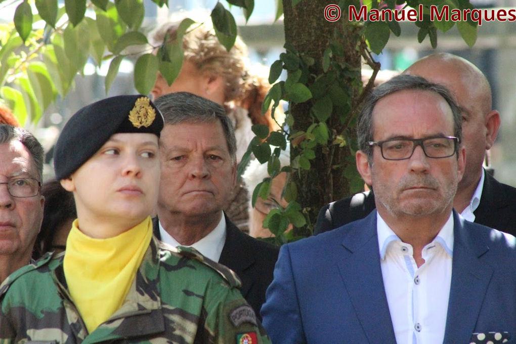 Ex- combatentes homenageados em Vizela 0110